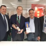 La Masserie di Giuseppe Carusone vince al Vinitaly il contest sulle etichette d'artista con l'opera di Bruno Donzelli
